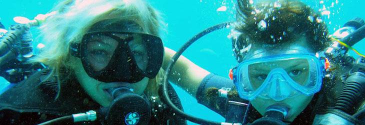 formez vous à la plongée sous marine en passant votre niveau 2