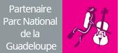 Partenaire du parc national des îles de la Guadeloupe