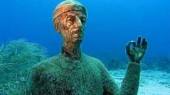 Spot de la réserve cousteau à bouillante à malendure